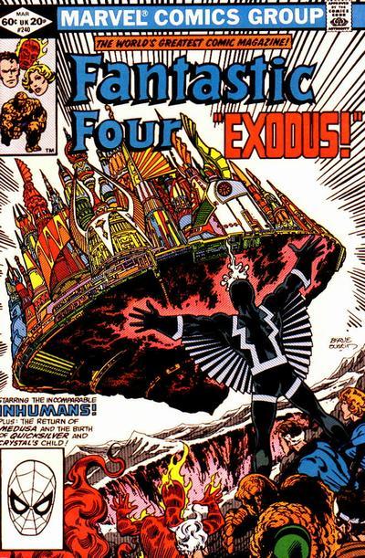 Fantastic Four 240