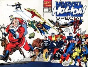 Marvel Holiday Special (1991)