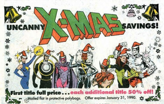 X-Mas Savings