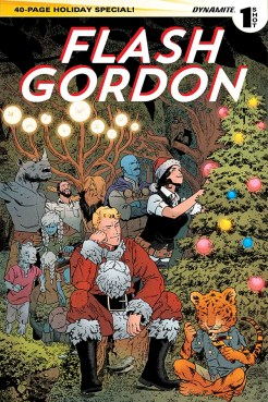Flash Gordon Holiday Special (2014)