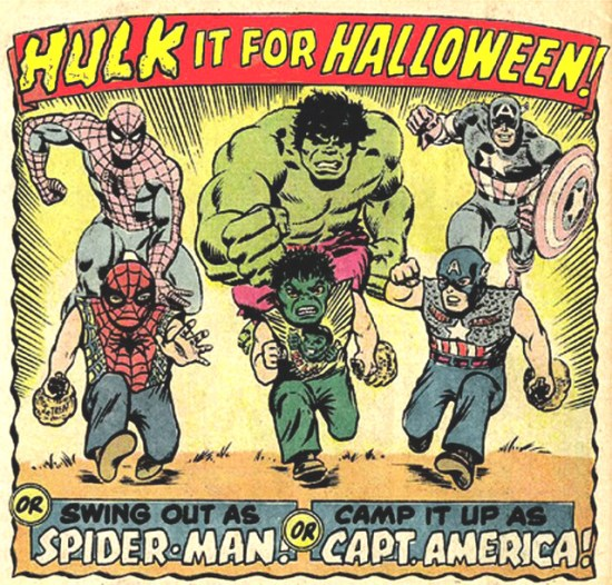 Marvel Halloween Costumes