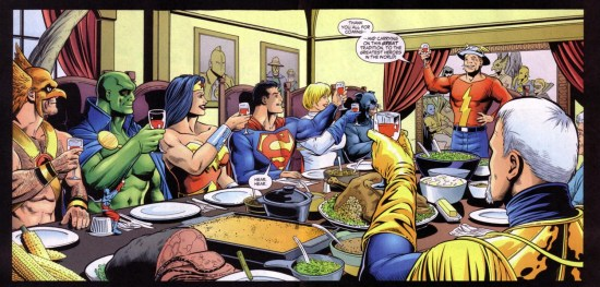 JSA 54 Thanksgiving