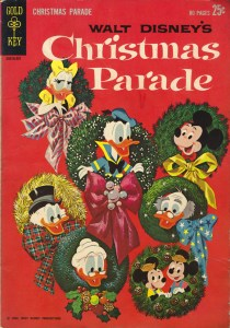 Walt Disney's Christmas Parade (1963) 1