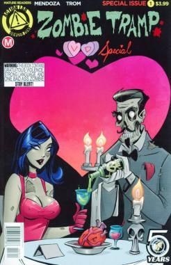 Zombie Tramp: VD Special