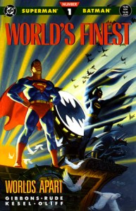 World's Finest (1990) 1