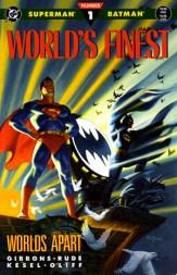 World's Finest (1990) 1