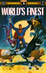 World's Finest (1990) 3