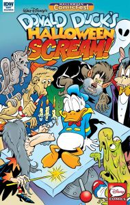 Donald Duck's Halloween Scream! (2017) 2