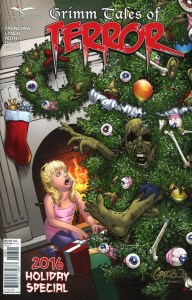 Grimm Tales of Terror 2016 Holiday Special Cover D