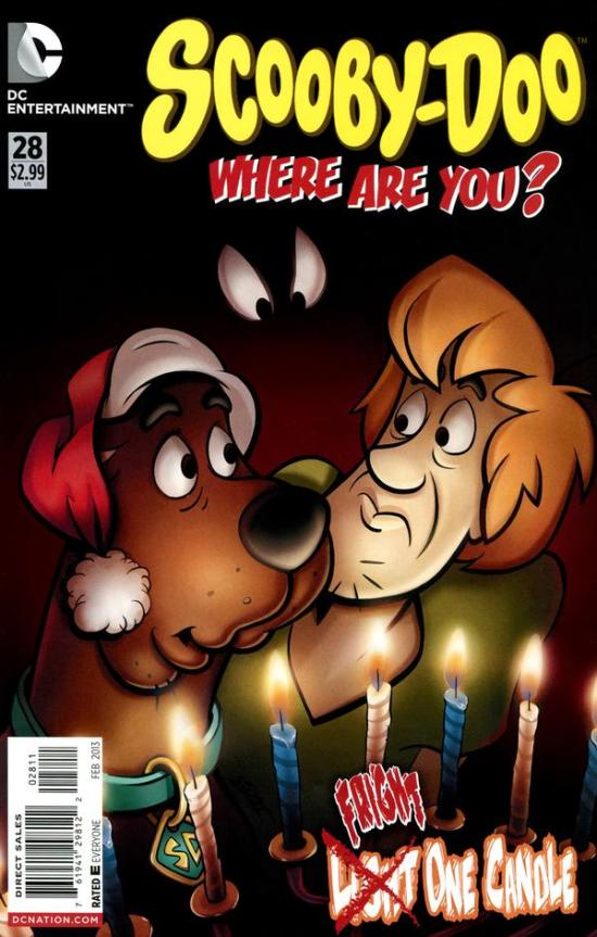 Scooby-Doo Where are You? (2010) 28