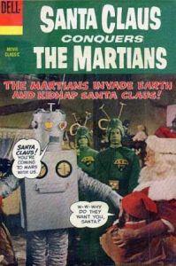 Santa Claus Conquers the Martians (1966)