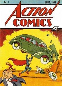 Action Comics (1938) 1
