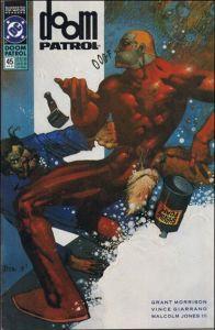 Doom Patrol (1987) 45