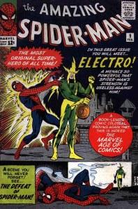 Amazing Spider-Man (1963) 9