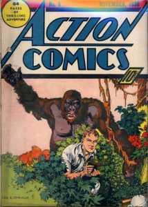 Action Comics (1938) 6