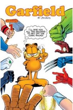 Garfield (2012) 1 variant