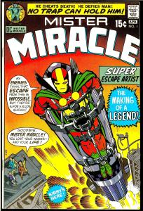 Mister Miracle (1971) 1