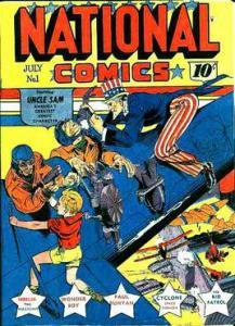 National Comics (1949) 1