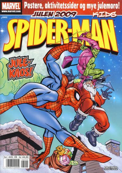Spider-Man Kids julehefte 2009