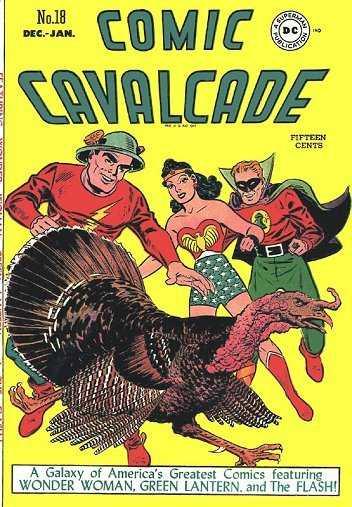 Comic Cavalcade (1943) 18
