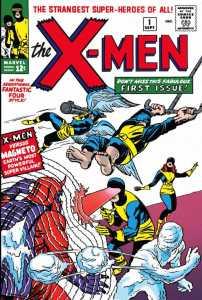 X-Men (1963) 1