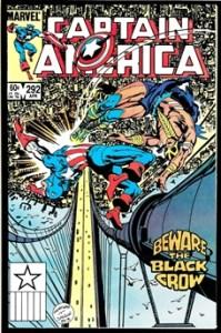 Captain America (1968) 292