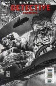 Detective Comics (1937) 826
