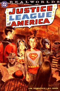 Realworlds Justice League of America (2000)
