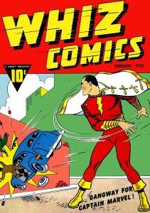 Whiz Comics (1940) 2
