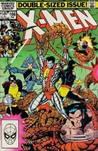 X-Men (1963) 166