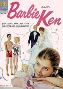 Barbie and Ken (1962) 1