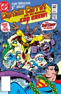 Captain Carrot and His Amazing Zoo Crew! (1982) 1