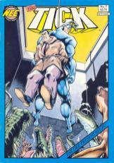 Tick (1988) 7 third printing