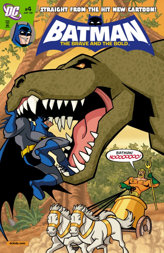 Batman: The Brave and the Bold #4