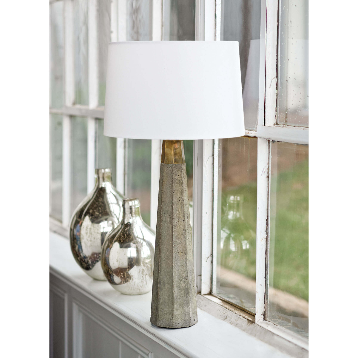 Beretta Concrete Table Lamp - Four Corners Home on Beretta Outdoor Living id=96650