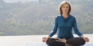 Healing practices like meditation can help with coping with chronic illness