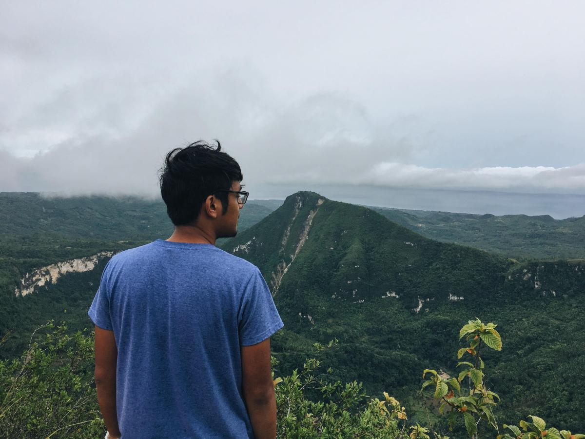 Mt. Takliad – Argao's Less Trekked Mountain