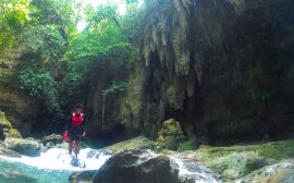cebu canyoneering