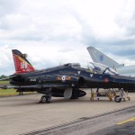 Hawk T2 ZK020 in Centenary Colour Scheme. Photo © David Thompson