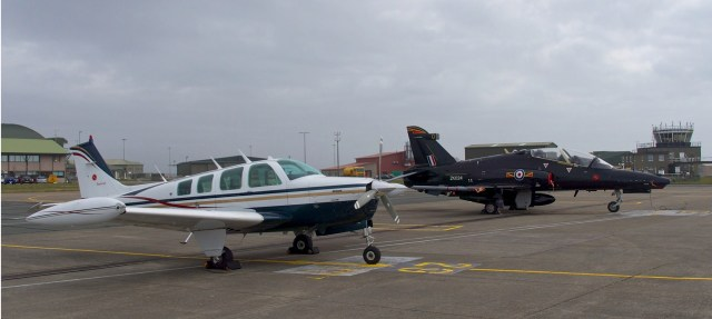 A36 & Hawk T2