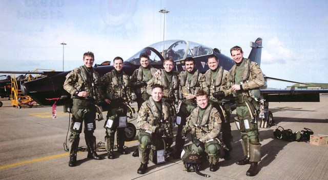 IV Sqn Staff