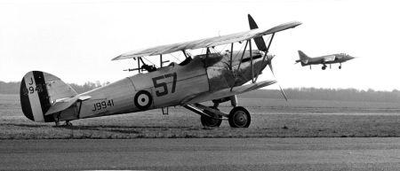 Hawker Hart & Hawker P1127