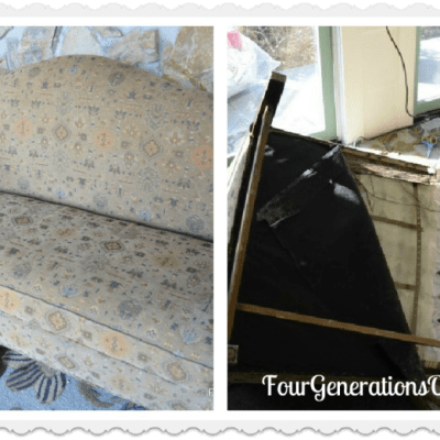 DIY couch feature {11 Magnolia Lane}