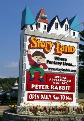 Our trip to Story Land in Glen, New Hampshire {our tips}