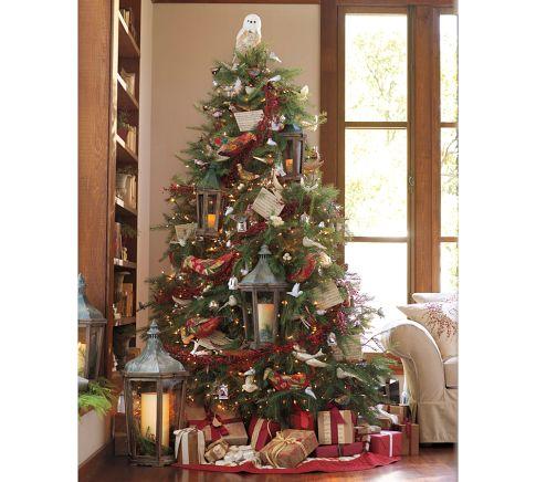 Christmas Owl tree topper