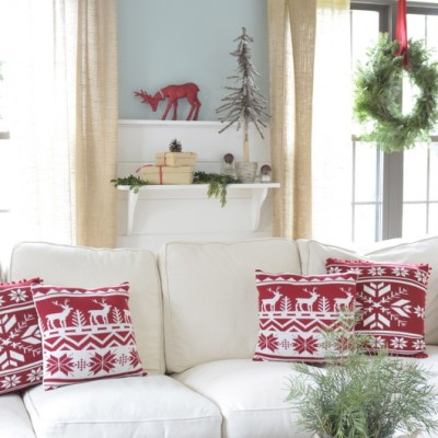 Our Christmas home tour 2012