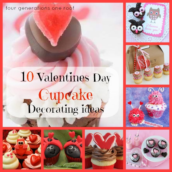 valentines day cupcake decorating ideas