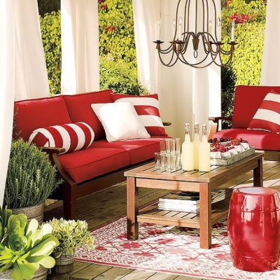 Are you ready to create an outdoor room?