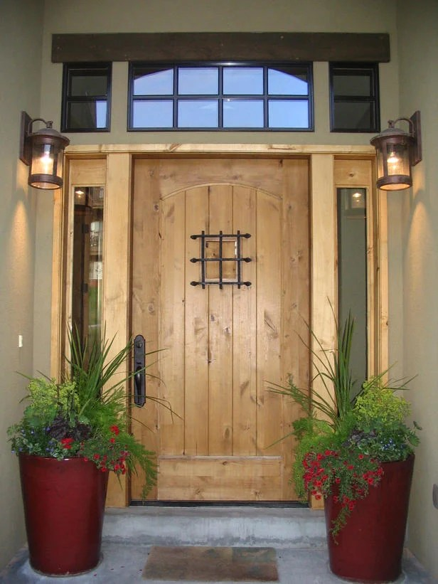 20 colorful front door colors - Four Generations One Roof on Door Color Ideas  id=73718