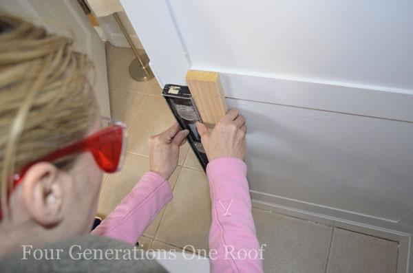 DIY Bathroom Magazine Rack {tutorial}_DSC0006